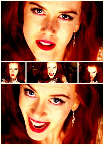 Satine // Moulin Rouge
