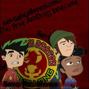 American Dragon: Jake Long achtergrond with anime entitled Save ADJL
