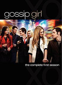 Season 1 DVD box