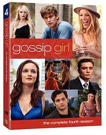 Season 4 DVD box