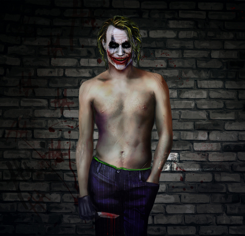 Sexy Joker...