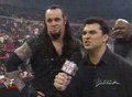 Shane admits to mastermind the abduction door The Undertaker - (1999)