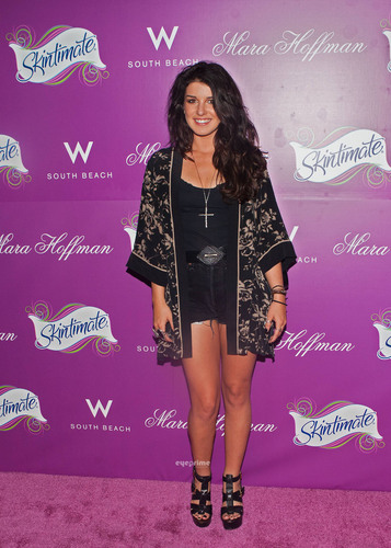 Shenae Grimes: Skintimate Ready For Anything