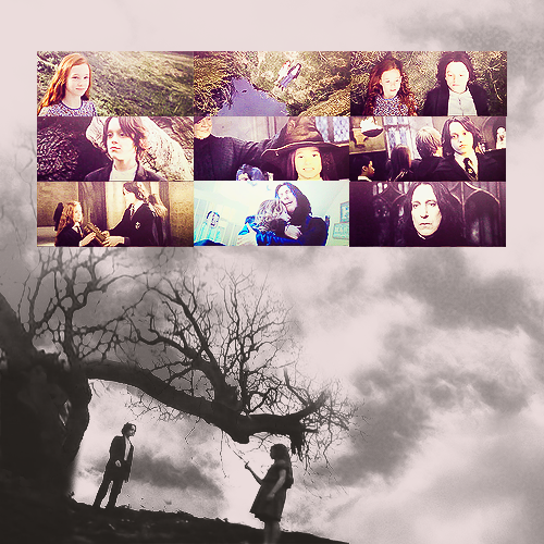 Snape/Lily