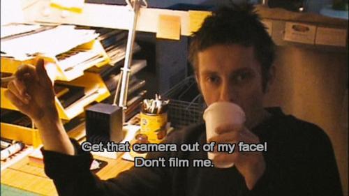Sod Off Camera!!