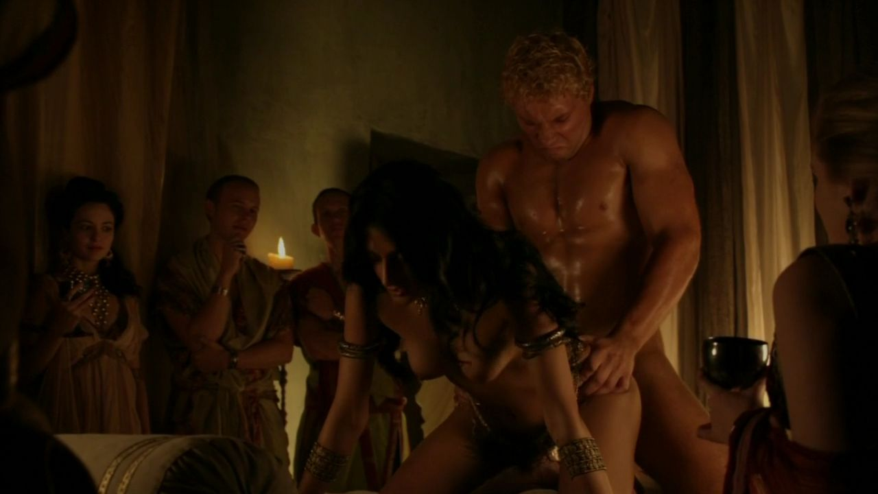 Spartacus 1x03 - Legends