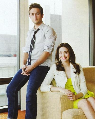 Steve &Fiona