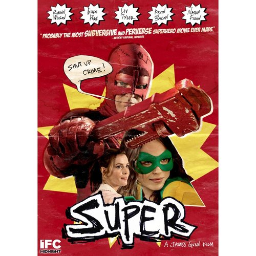 Super DVD cover