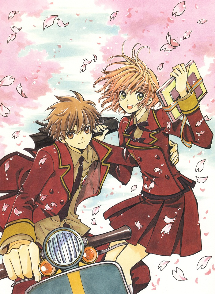 sakura and syaoran - photo #6