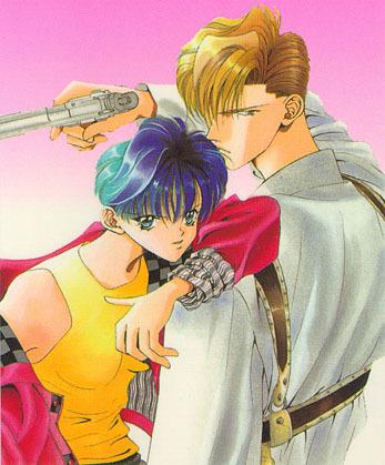 TCP- Ryuji and Tsukasa