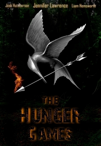 The Hunger Games Movie wallpaper entitled THG poster (by Danny Bee)