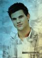 Taylor Lautner (Jacob black )