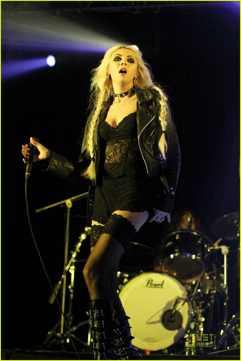 Taylor Momsen: I Don't Think About Acting
