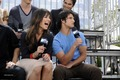 Teen Wolf Cast on MTV's The Seven - 03.06.11