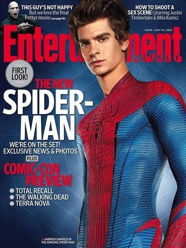 The Amazing Spider-Man Photos