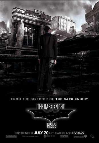 The Dark Knight Rises Movie Poster - movies Photo