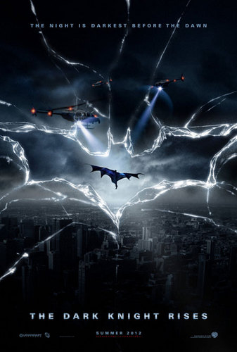 The Dark Knight Rises Poster - movies Photo