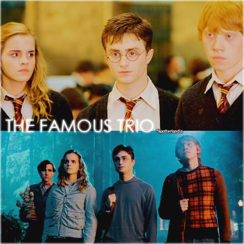 The Famous Trio