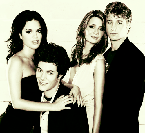 The OC foursome.