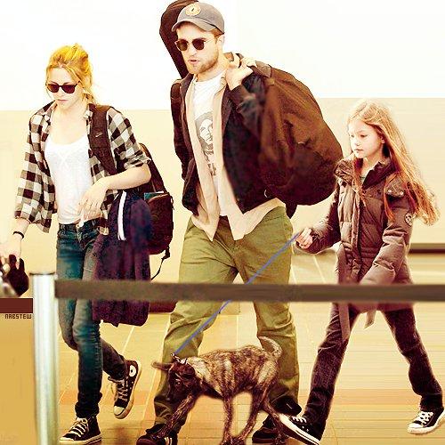 The Pattinson Family