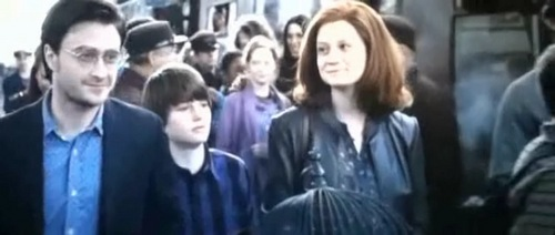 Harry Potter images The Potter family (Harry Ginny and ...  Harry Potter im...