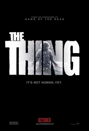 The Thing - Official Promo Poster