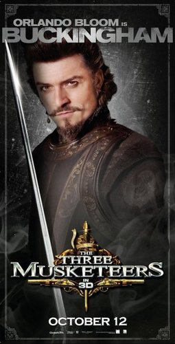 The Three Musketeers -  Promotional Posters  - movies Photo