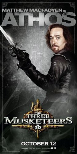 The Three Musketeers - Promotional Posters