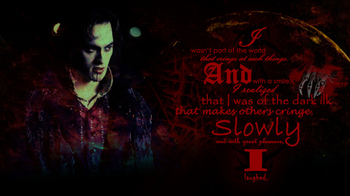 The Vampire Lestat Dark Ilk