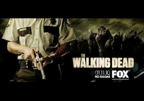 The Walking Dead Season 1 - International Posters - Argentina