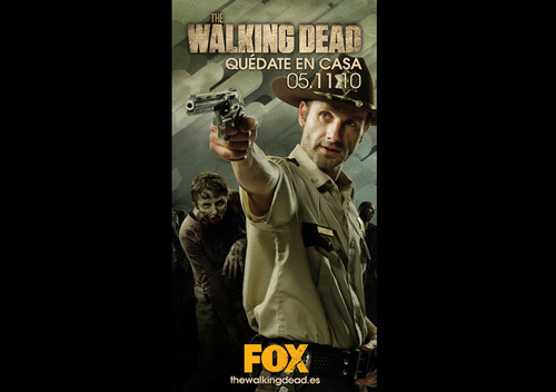 The Walking Dead Season 1 - International Posters - Spain