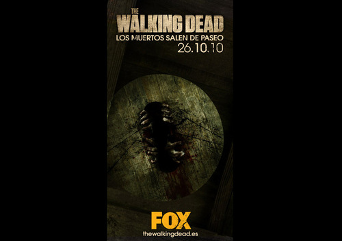 The Walking Dead Season 1 - International Posters - Spain 2