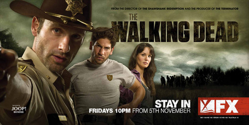The Walking Dead Season 1 - International Posters - UK