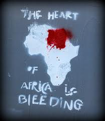 The دل of Africa