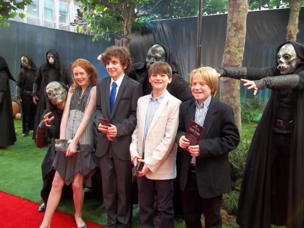 Third Generation Potter Kids :)