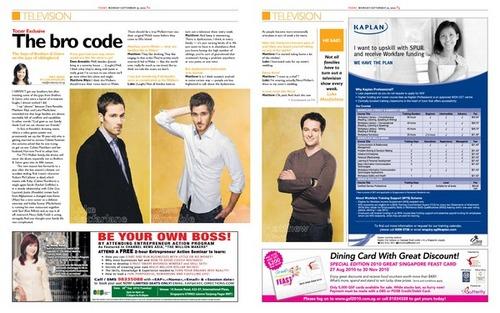 Today Magazine - 27/09/2010 (USA)