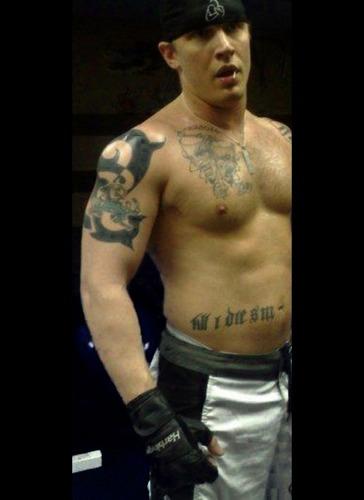 Tom Hardy 'Warrior'
