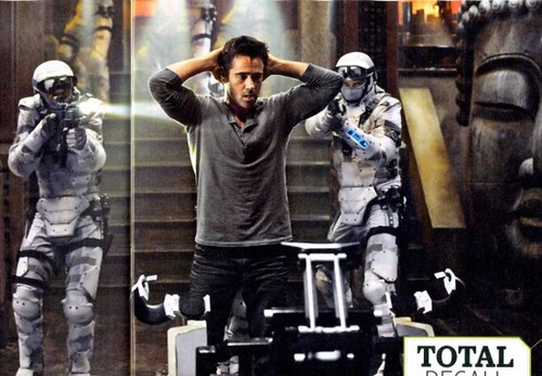 Total Recall - First Official Promo Pic of Colin Farrell