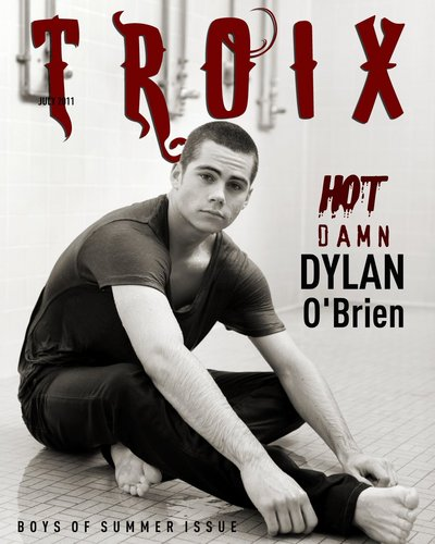 "Troix Magazine ""Boys of Summer"" Issue- July 2011"