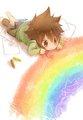 Cute Tsuna