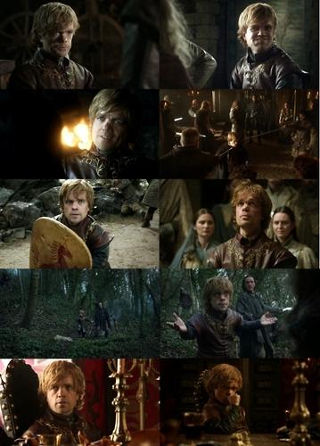 Tyrion Lannister - tyrion-lannister Fan ArtTyrion Lannister Fan Art