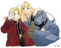 Unbreakable Bonds - full-metal-alchemist photo