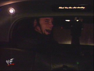 Undertaker achtergrond called Undertaker abducts Stephanie McMahon - (1999)