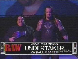 Undertaker's Entrance - (1999)