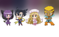 Unova Elite Four - unova-elite-four photo