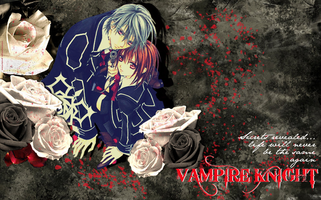 vampire knight wallpaper - photo #29