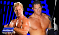 Wade Barrett and Chris Jericho - wade-barrett fan art