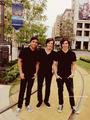 Zach, Cameron,& Mikey<3