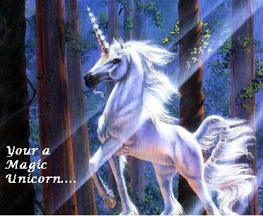 anoher unicorn!:D yay!! lol