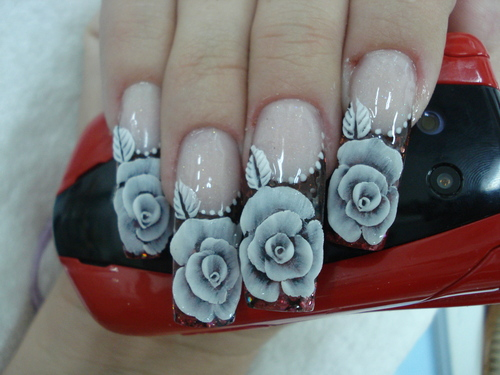 指甲,美甲 壁纸 entitled awesome nail art